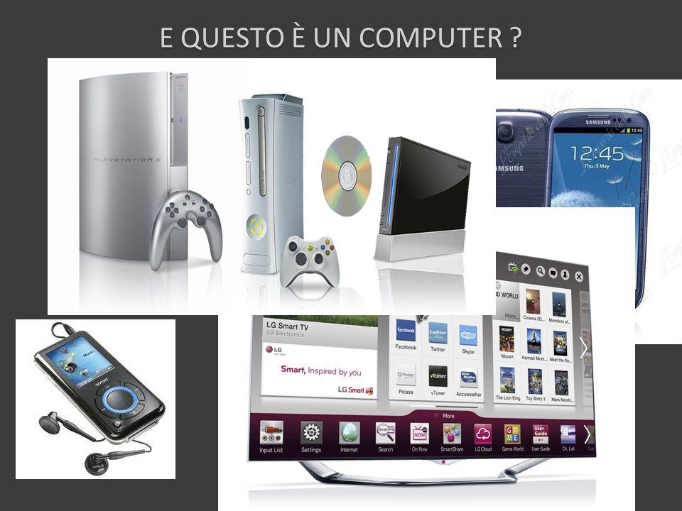 E QUESTO È UN COMPUTER ?