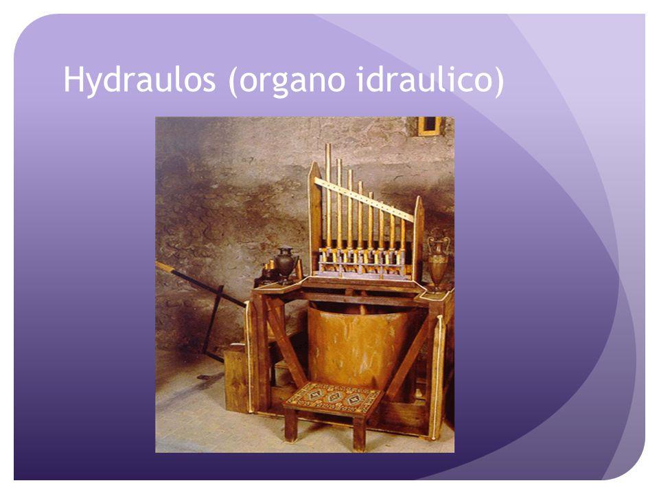 Hydraulos (organo idraulico)