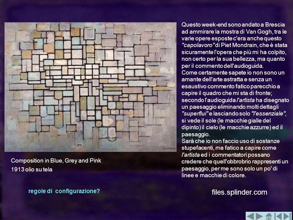 Questo week-end sono andato a Brescia ad ammirare la mostra di Van Gogh, tra le varie opere esposte c'era anche questo
