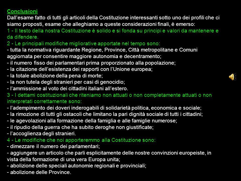 Premessa Lesame della Costituzione italiana che ci apprestiamo a fare non è di persone competenti in diritto costituzionale, ma di semplici cittadini