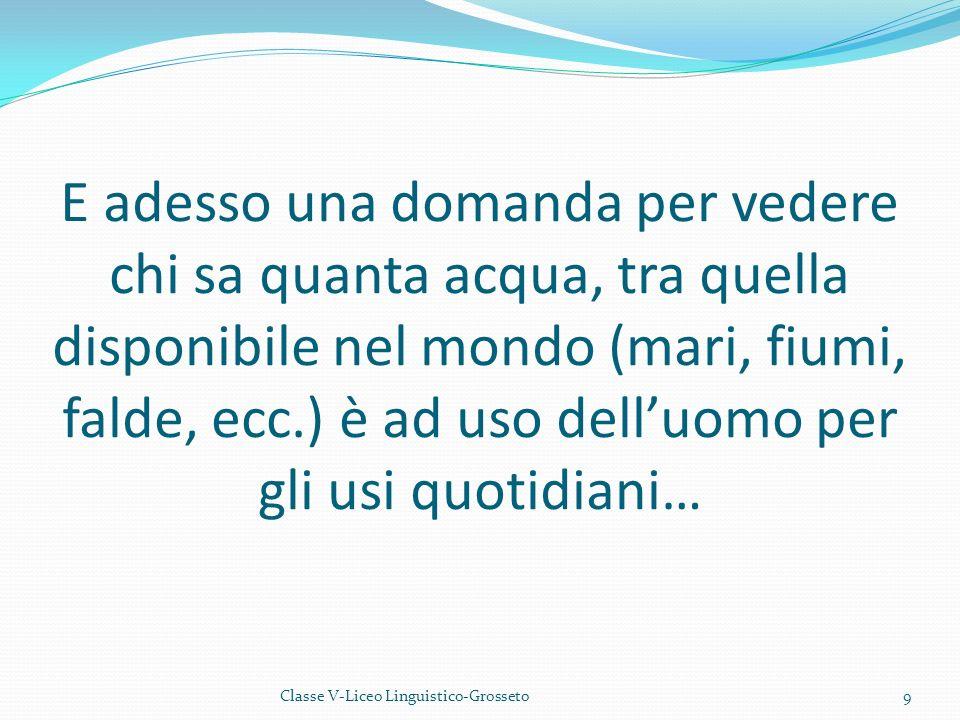10Classe V-Liceo Linguistico-Grosseto