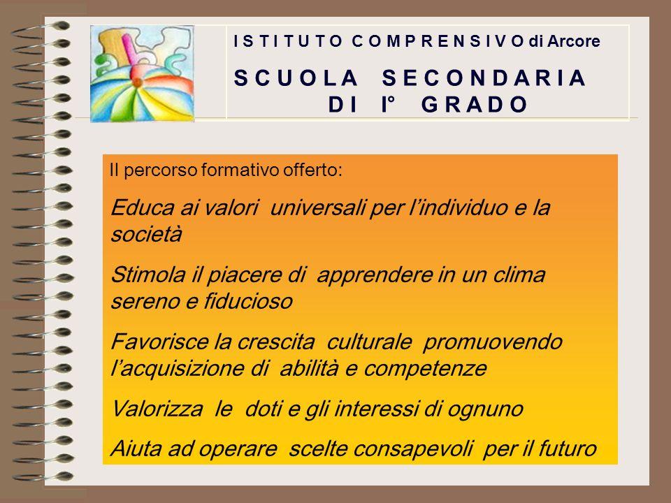 in un pomeriggio di tempo prolungato Matematica + Italiano attività di 2 ore settimanali con due insegnanti e possibilità di dividere la classe.