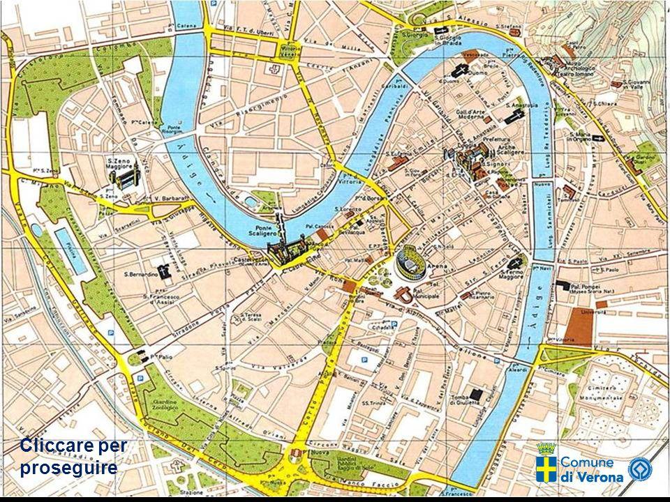 Verona ist eine Stadt im Veneto, Hauptstadt der Provinz, mit über 260.000 Einwohner, genannt La Scala oder Verona. Verona ist für die Festlegung von b
