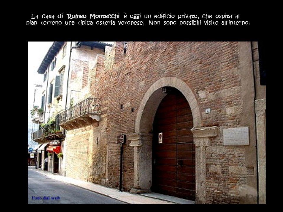 Le Arche Scaligere, in cui riposano alcuni dei Signori di Verona.