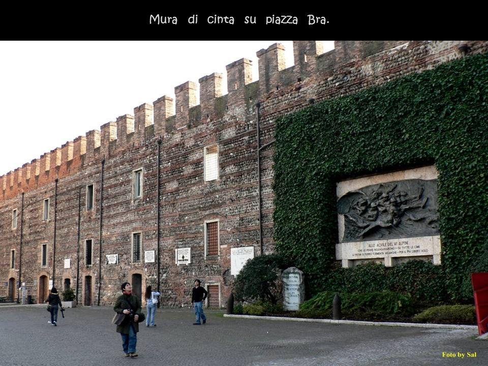 Larena e Palazzo Barberini
