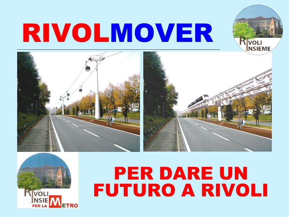 RIVOLMOVER PER DARE UN FUTURO A RIVOLI