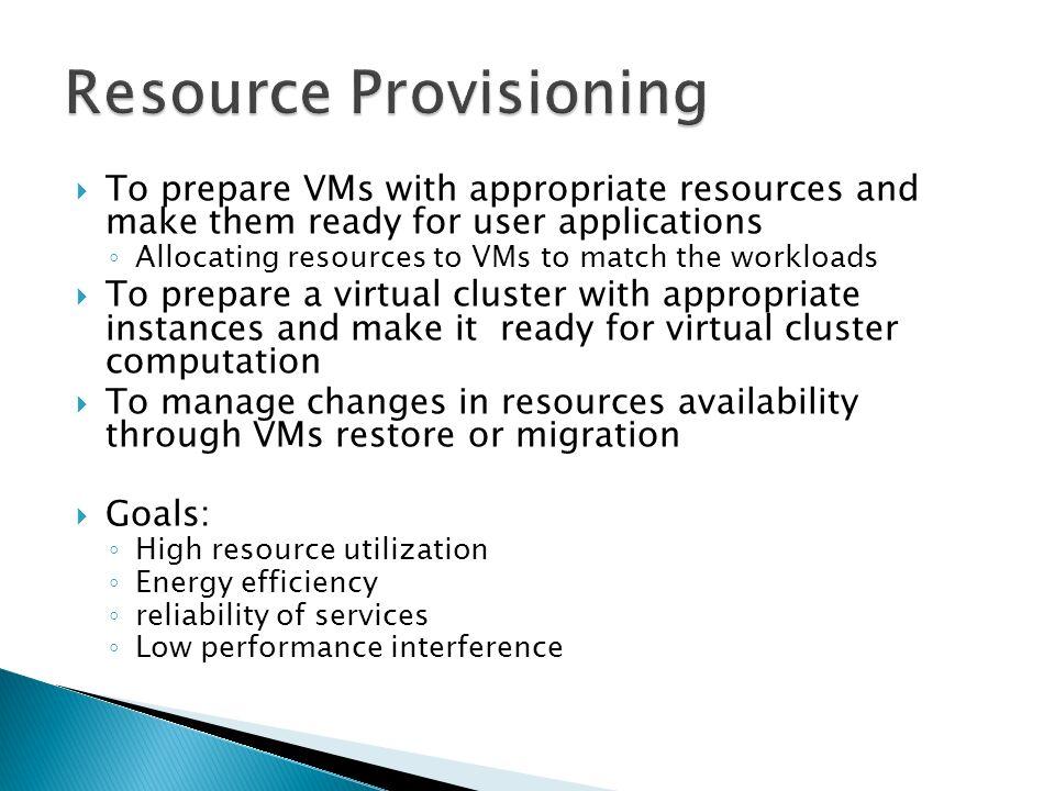 Resource Broker 3 Resource Broker 2 Resource Broker 1 VM Virtualized Service VM Virtualized Service VM Virtualized Service VM Virtualized Service