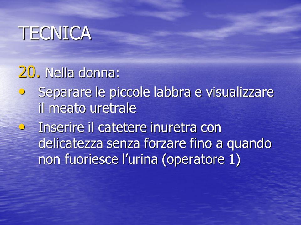 TECNICA 20.
