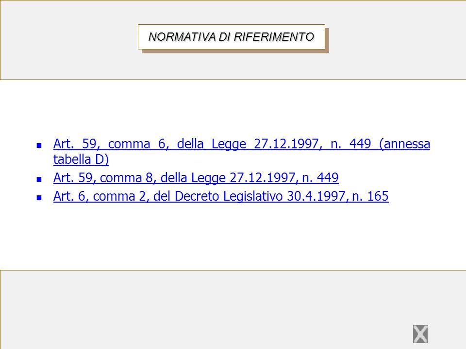 Art. 67 del D.P.R. 29.12.1973, n. 1092 NORMATIVA DI RIFERIMENTO
