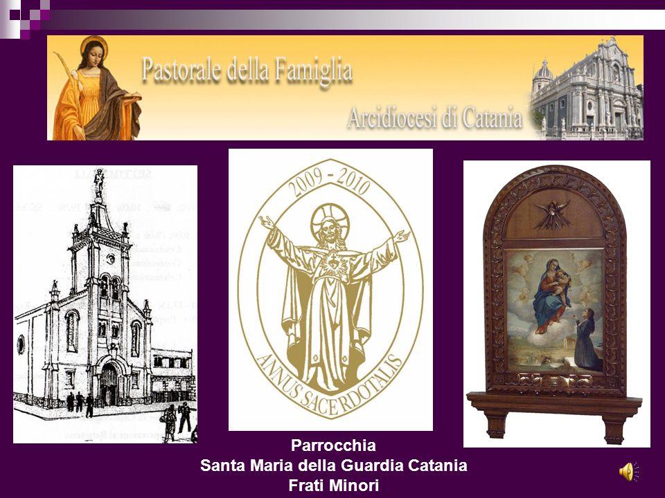 Parrocchia Santa Maria della Guardia Catania Frati Minori ritardo