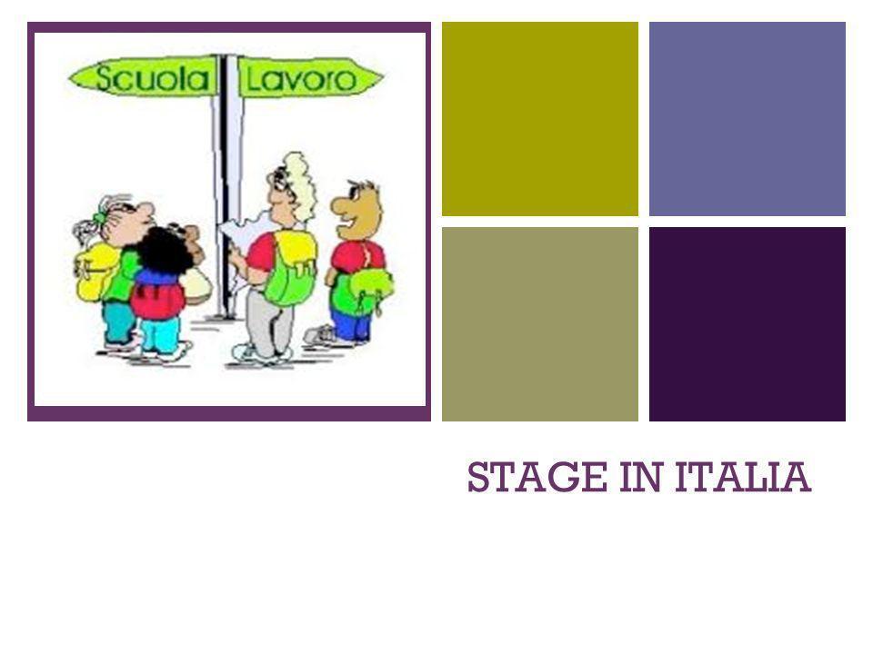 + COSE DA SAPERE SULLO STAGE IN ITALIA Qual è limpegno giornaliero richiesto dagli enti che richiedono tirocinanti.