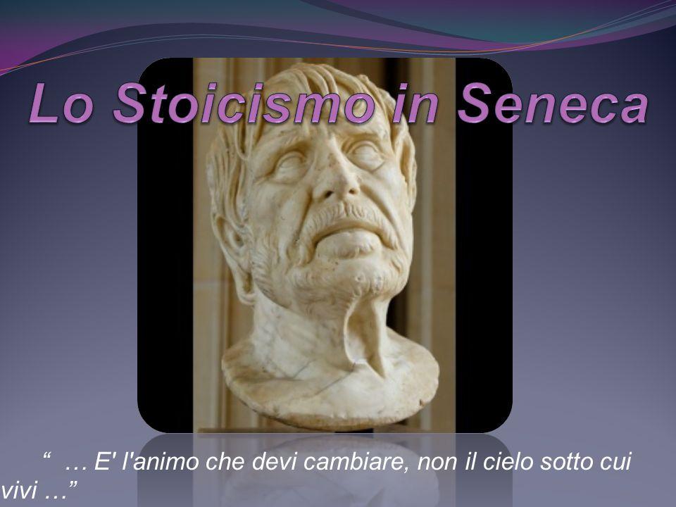 Con il nome di stoicismo è noto un vasto movimento filosofico fondato da Zenone di Cizio attorno al 300 a.C.