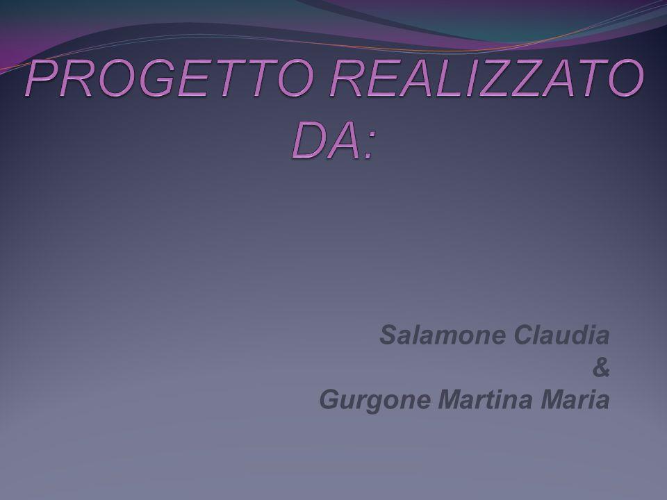 Salamone Claudia & Gurgone Martina Maria