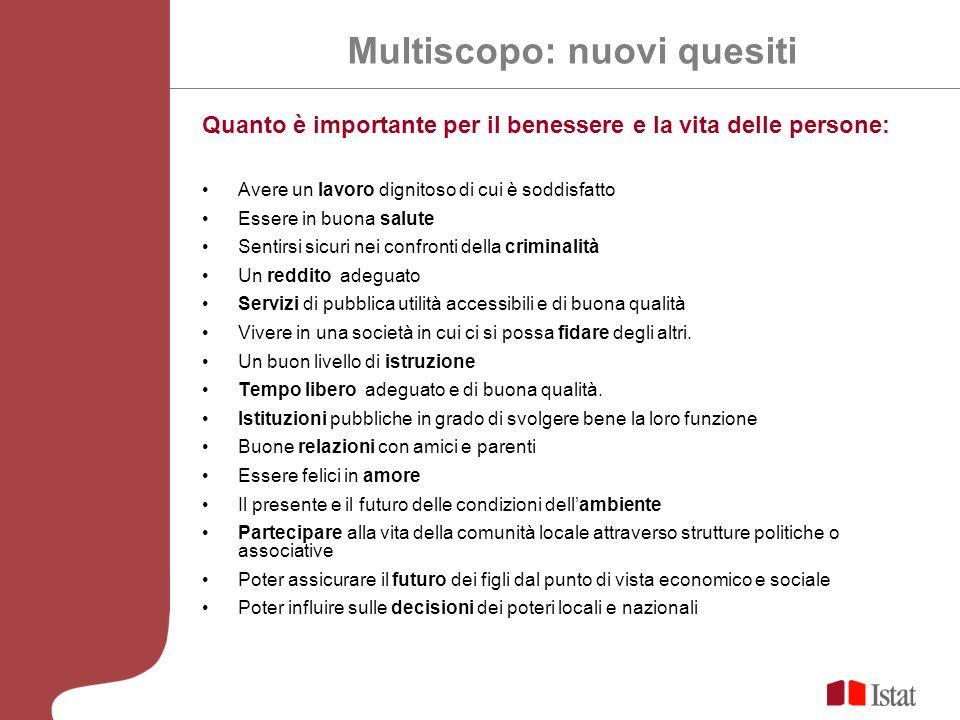 One-shot opportunity Definire il benessere in Italia Iniziativa Istat / CNEL 2011-2012 per la misurazione del benessere equo e sostenibile Gruppo di Indirizzo (Dimensioni) Comitato scientifico (Indicatori) Consultazione on-line + Indagine annuale + Forum