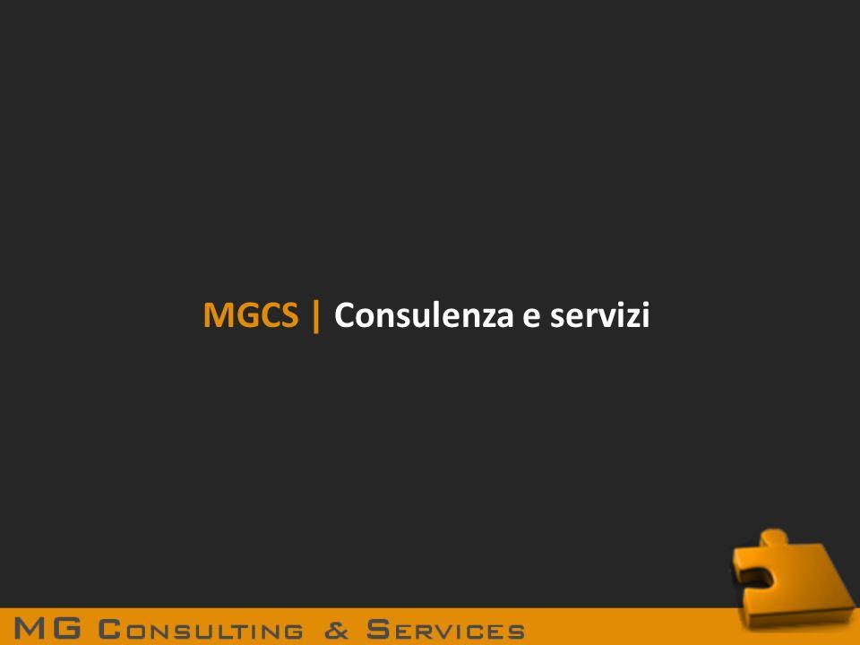 MGCS | Consulenza e servizi