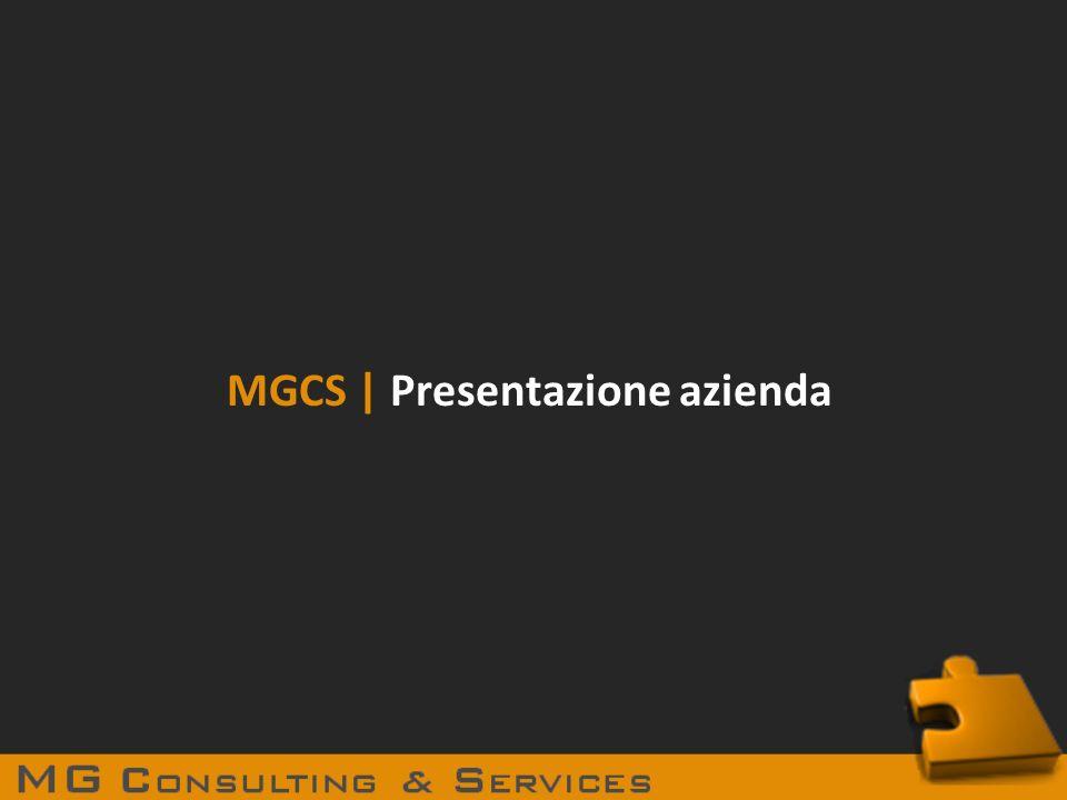 MGCS | Presentazione azienda