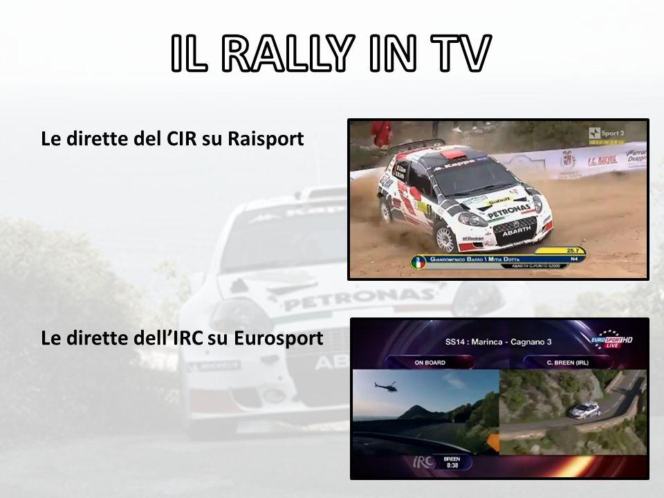 97%: «Il rally in TV è troppo poco». 32,6% segue Raisport, 29,2% Eurosport.