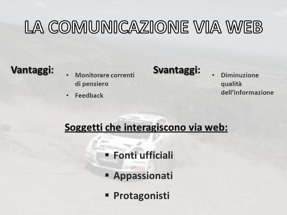 Meno gare e più piloti professionisti Unire le diverse competizioni in un unico campionato Pubblicizzare gli eventi Passaparola