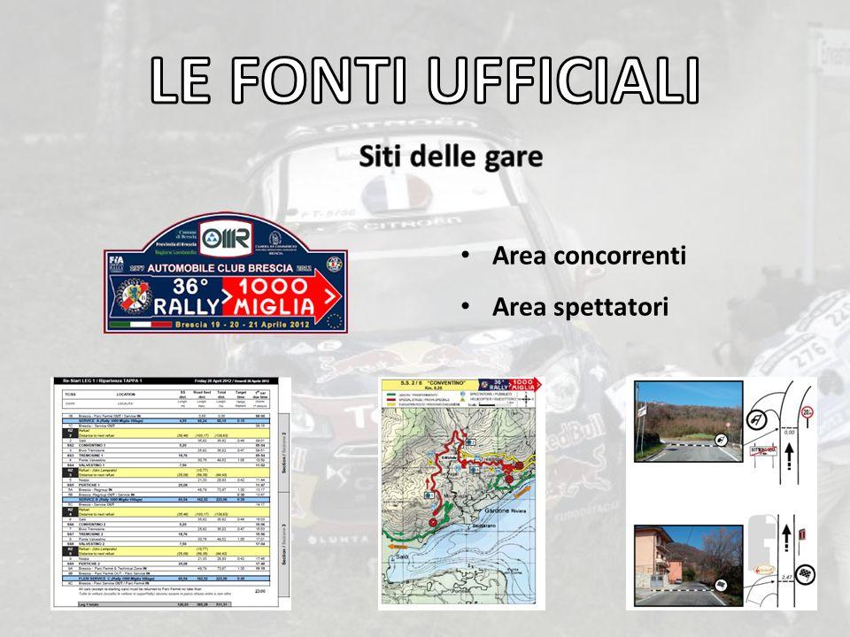 Il 23,3% visita il sito WRC e il 13,2% IRC