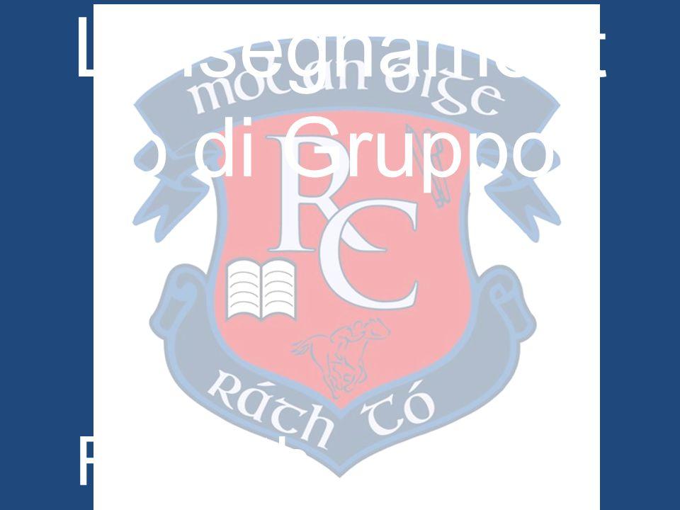 Linsegnament o di Gruppo Ratoath College