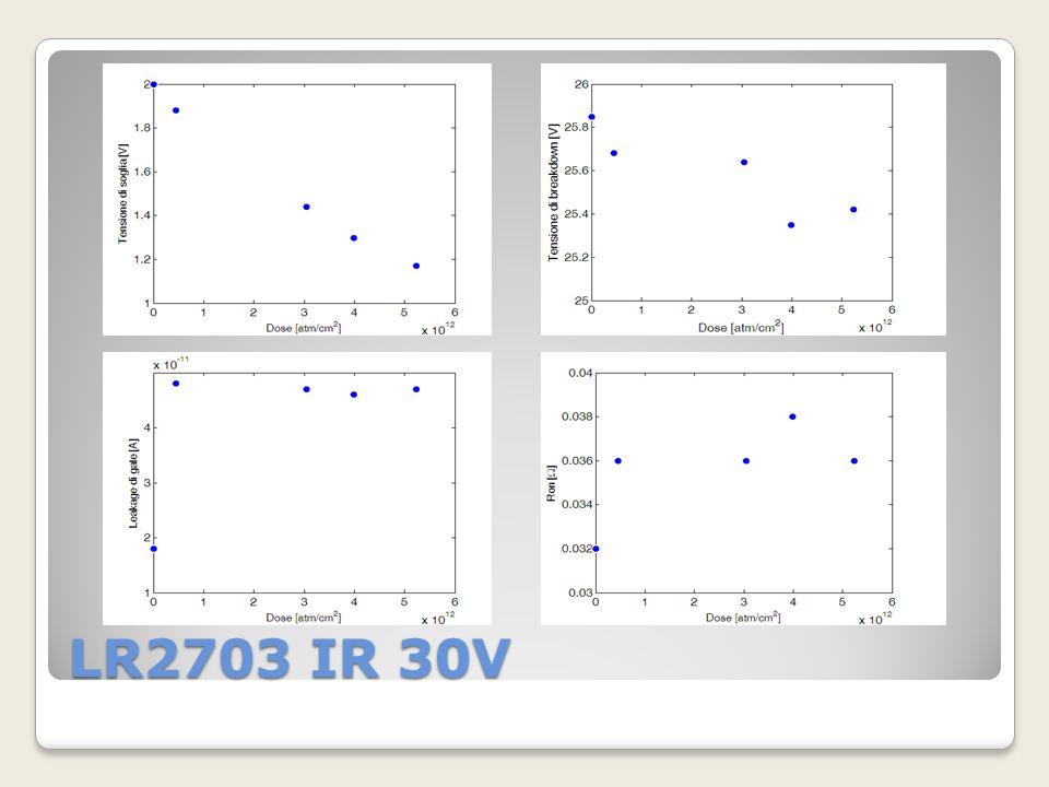 LR2703 IR 30V