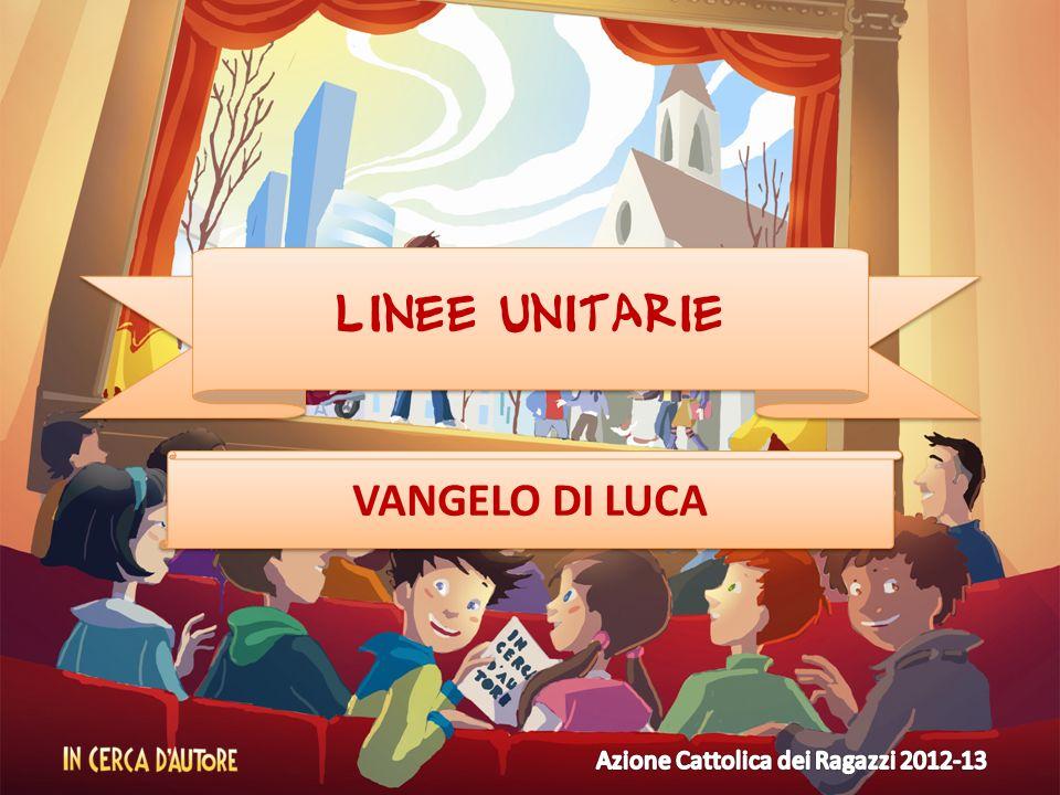 Linee unitarie VANGELO DI LUCA