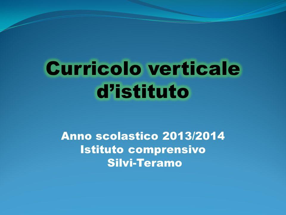 Anno scolastico 2013/2014 Istituto comprensivo Silvi-Teramo