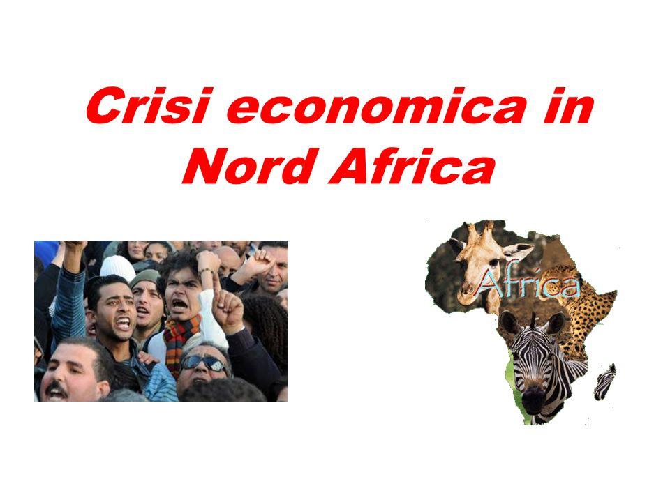 Crisi economica in Nord Africa