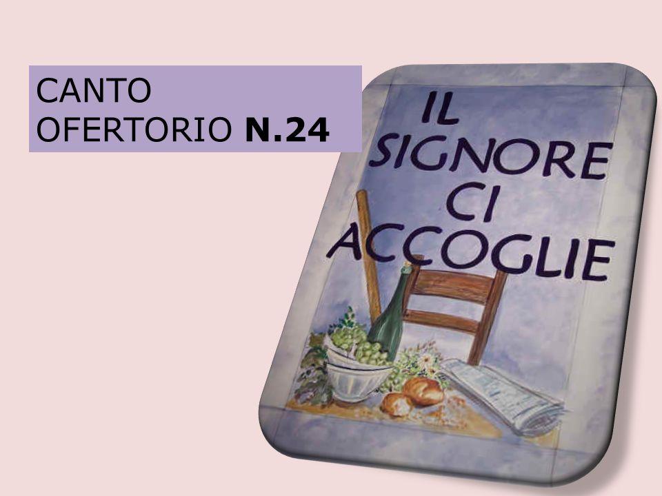CANTO OFERTORIO N.24