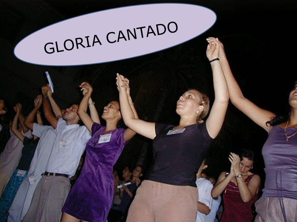 GLORIA CANTADO