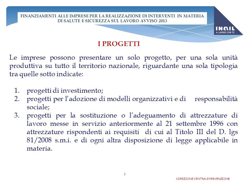 Attività promozionali della cultura e delle azioni di prevenzione, ex art.11 comma 1, lett.