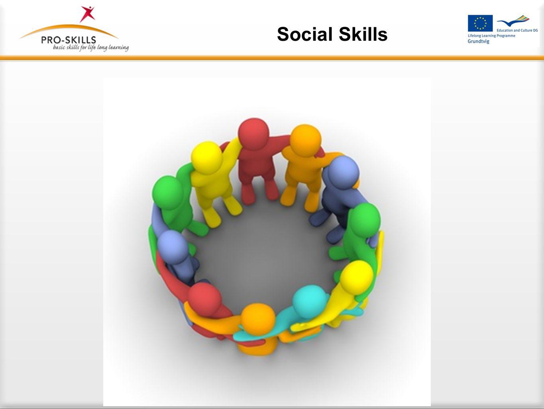 Social Skills Se si sperimenta la costruzione di fiducia in un contesto protetto, come in questa formazione, si offre lopportunità di trovare delle co