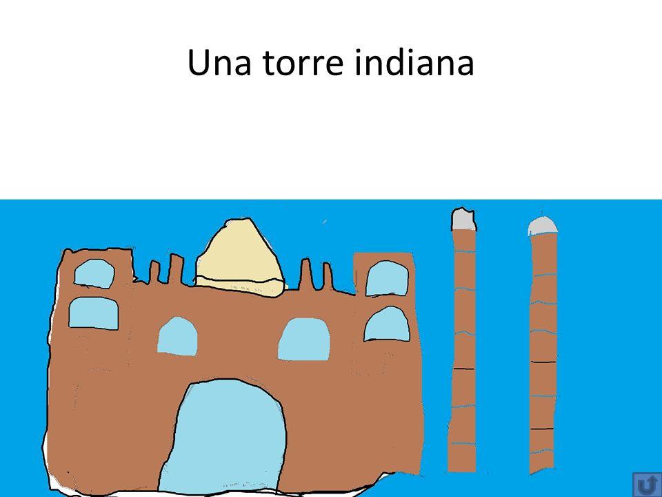 Una torre indiana