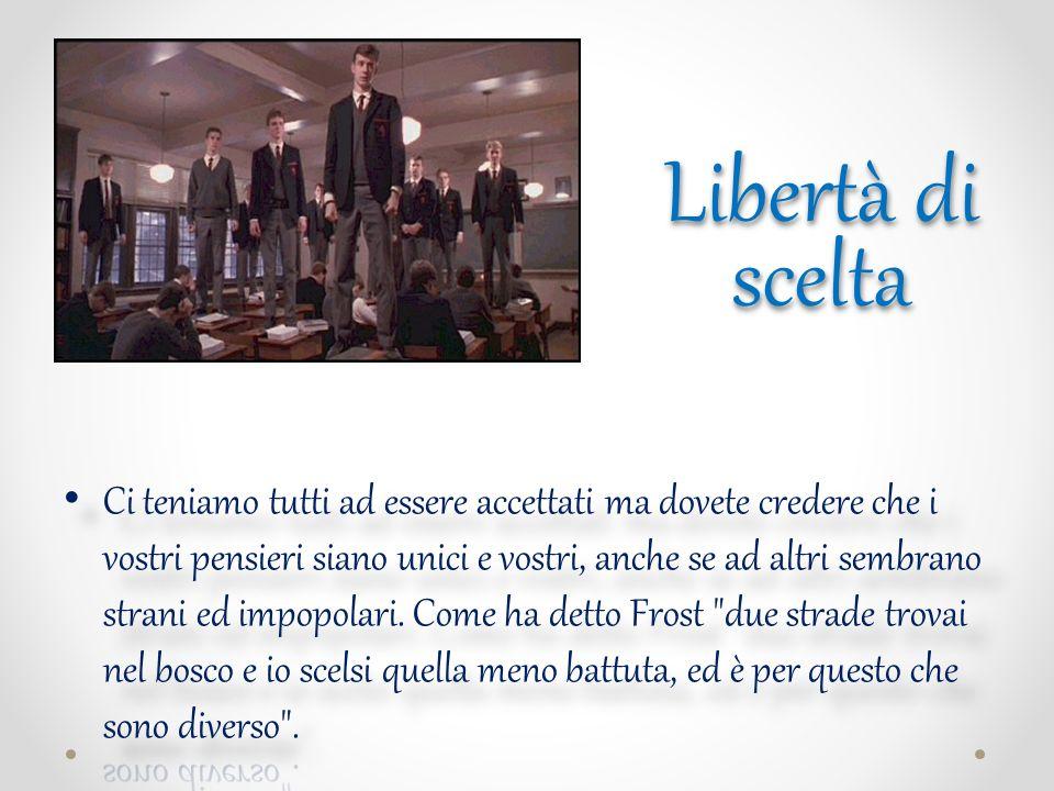 Libertà di scelta