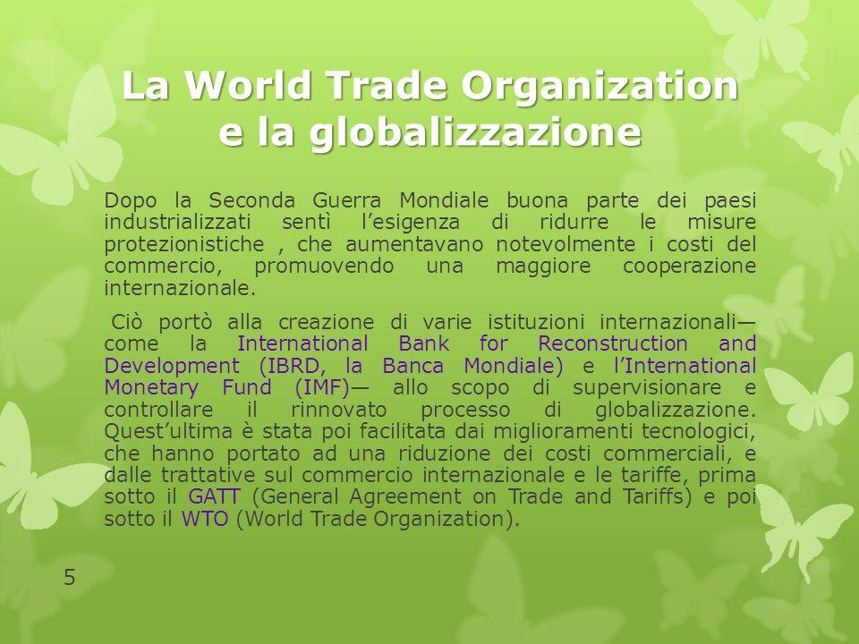 Globalizzazione: fenomeno positivo o negativo.
