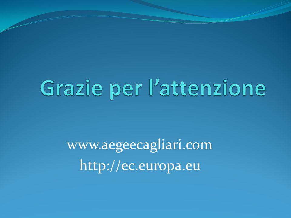 www.aegeecagliari.com http://ec.europa.eu