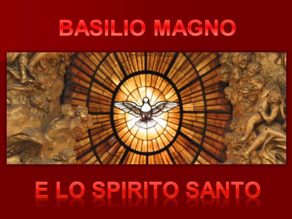 Primavera 373 Basilio ottiene da Eustazio la firma di una professione di fede nicena e una dichiarazione sullo Spirito Santo in cui sono condannati coloro che lo dichiarano creatura e lo considerano estraneo alla natura divina.