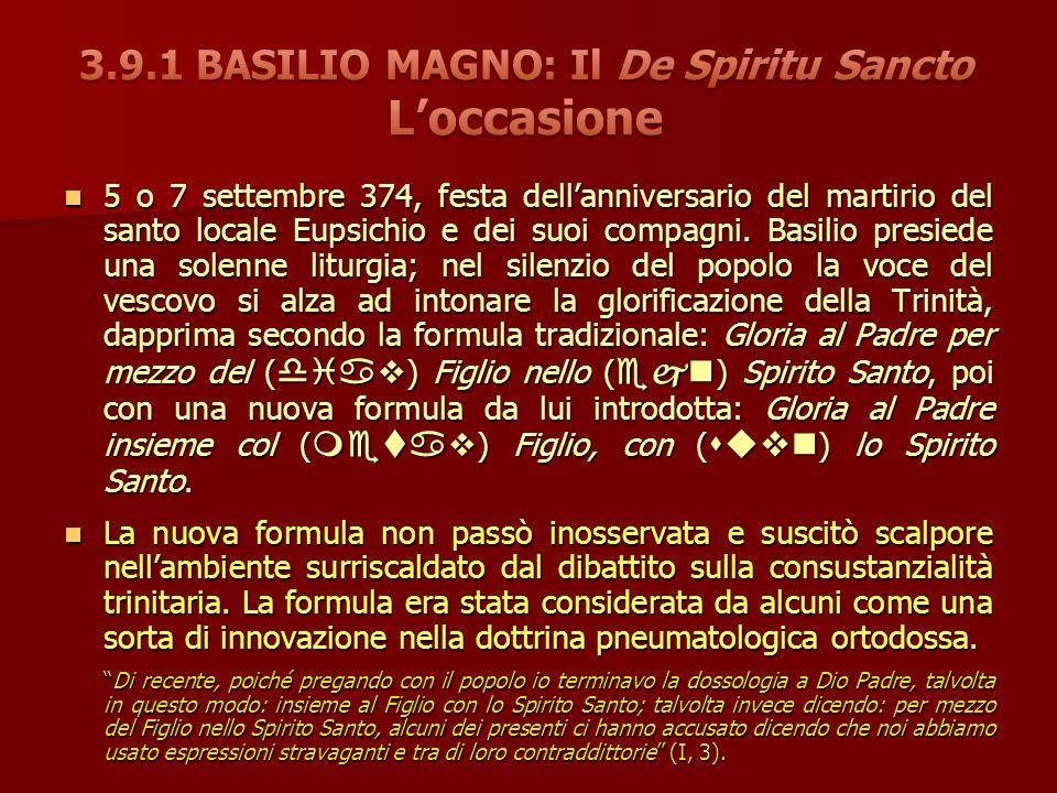 5 o 7 settembre 374, festa dellanniversario del martirio del santo locale Eupsichio e dei suoi compagni.