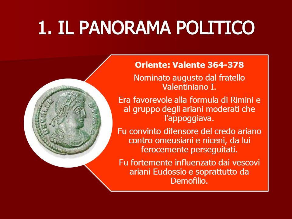 NiceniAriani La grande divisione è tra Punto discriminante è laccettazione o meno dell oJmoouvsio di Nicea.