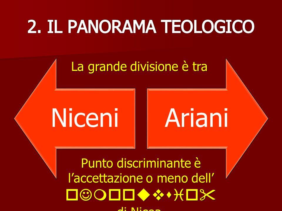 Difesa della dottrina di Nicea contro i diversi partiti ariani.