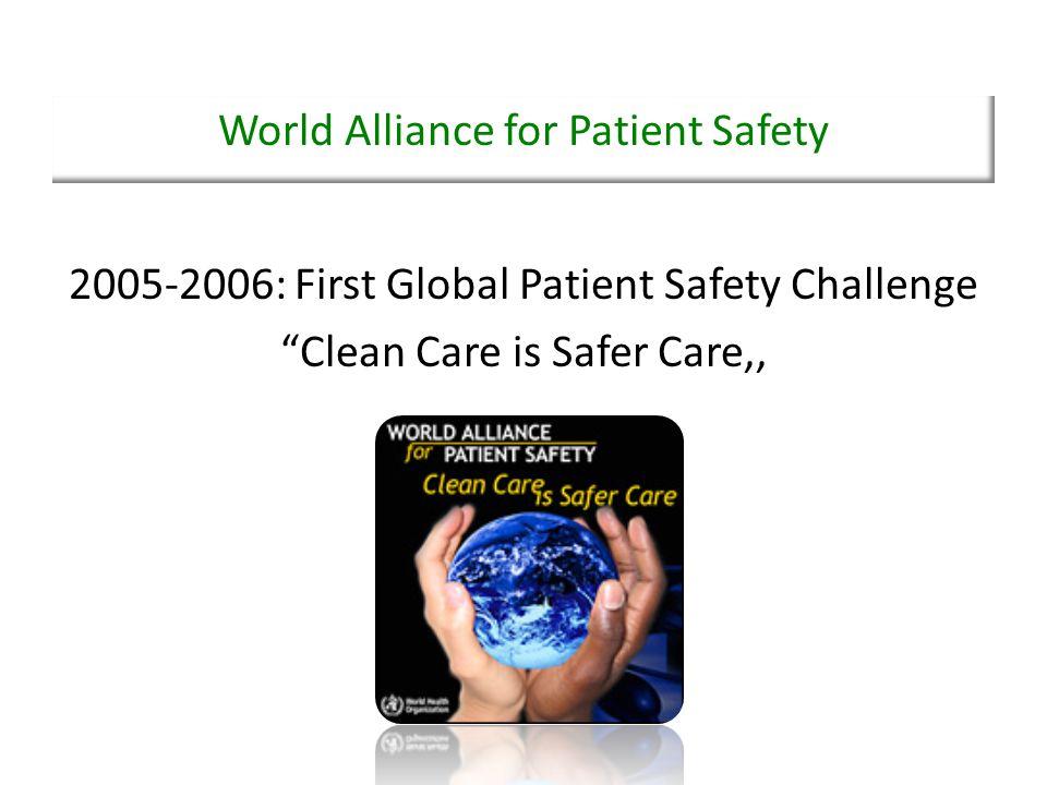 Le più gravi minacce a un sistema complesso sono il risultato di fallimenti umani piuttosto che tecnici,, WHO Guidelines for Safe Surgery
