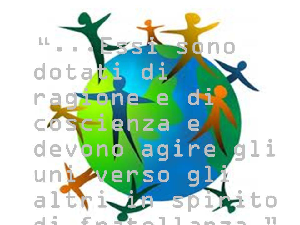 Quanto il nostro essere è quello di essere tutti alla base umani: per costruire una civiltà riconoscere questo sarebbe un passo avanti molto rilevante…