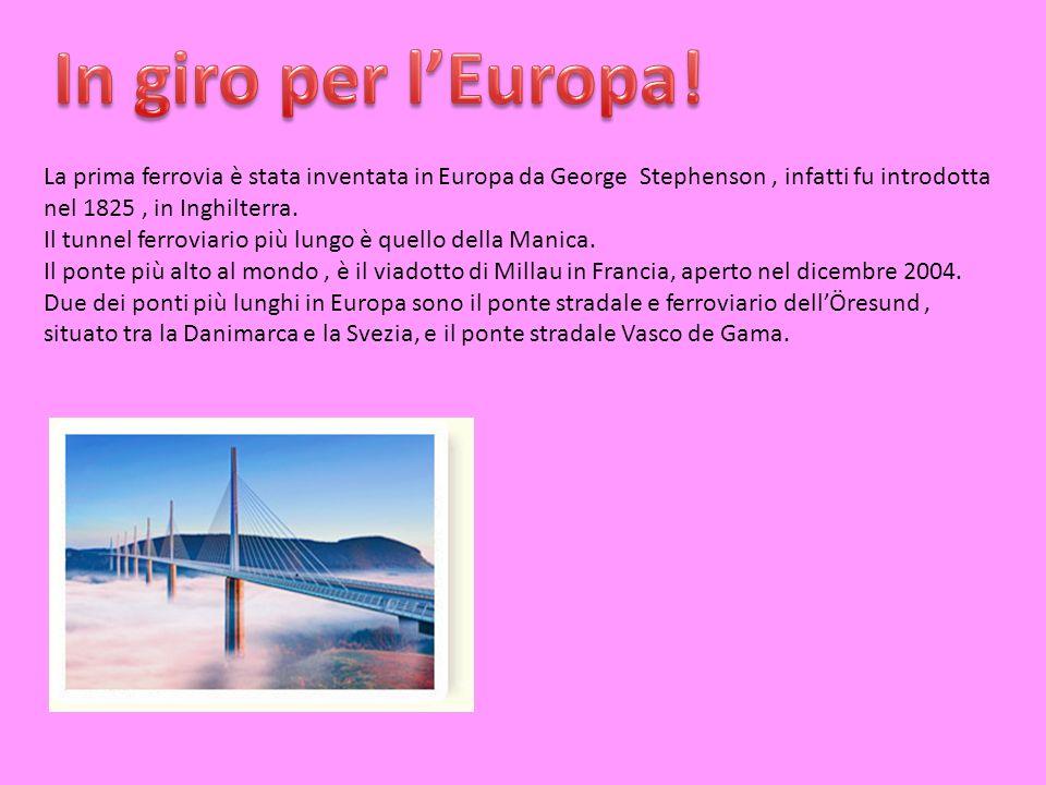 LEuropa è uno dei sette continenti del mondo. La montagna più alta in Europa è il Monte Elbrus. Il monte più alto nellEuropa occidentale è il Monte Bi