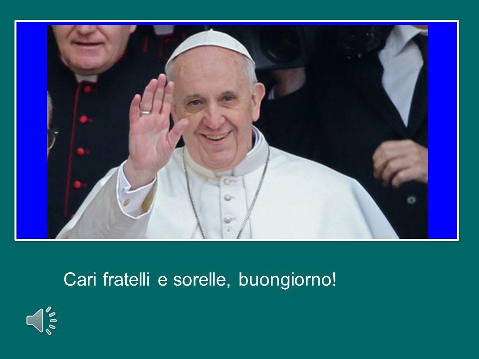 In questo primo senso la Chiesa è cattolica, perché è la casa di tutti.