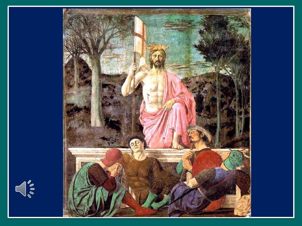Questo pensiero ci dà speranza: siamo in cammino verso la risurrezione.