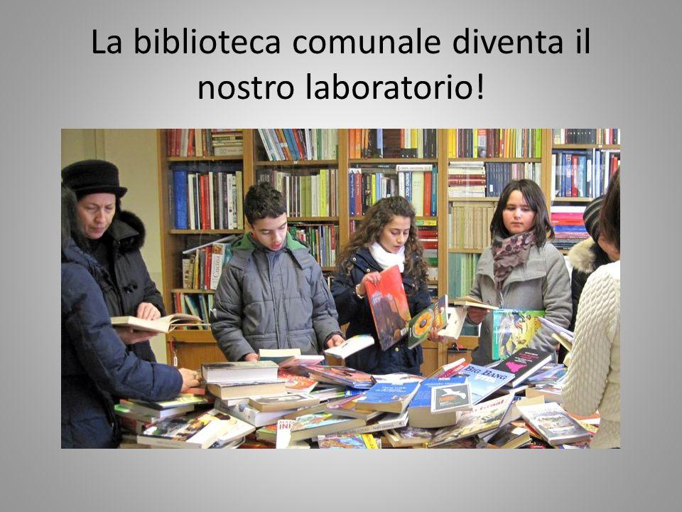 Laboratorio di lettura…