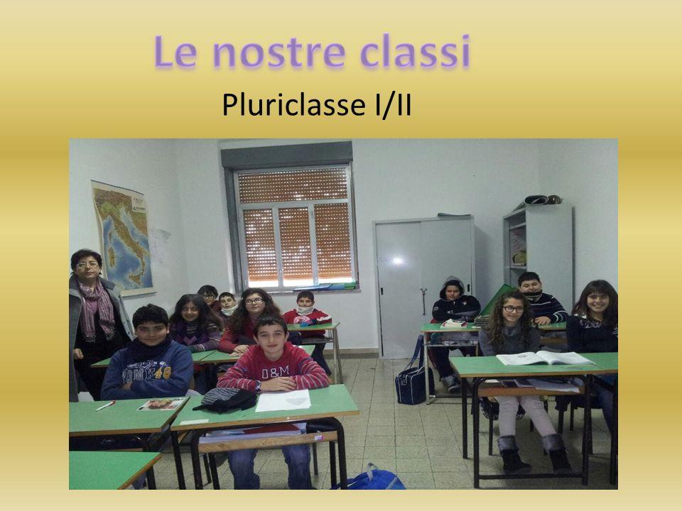 Pluriclasse I/II