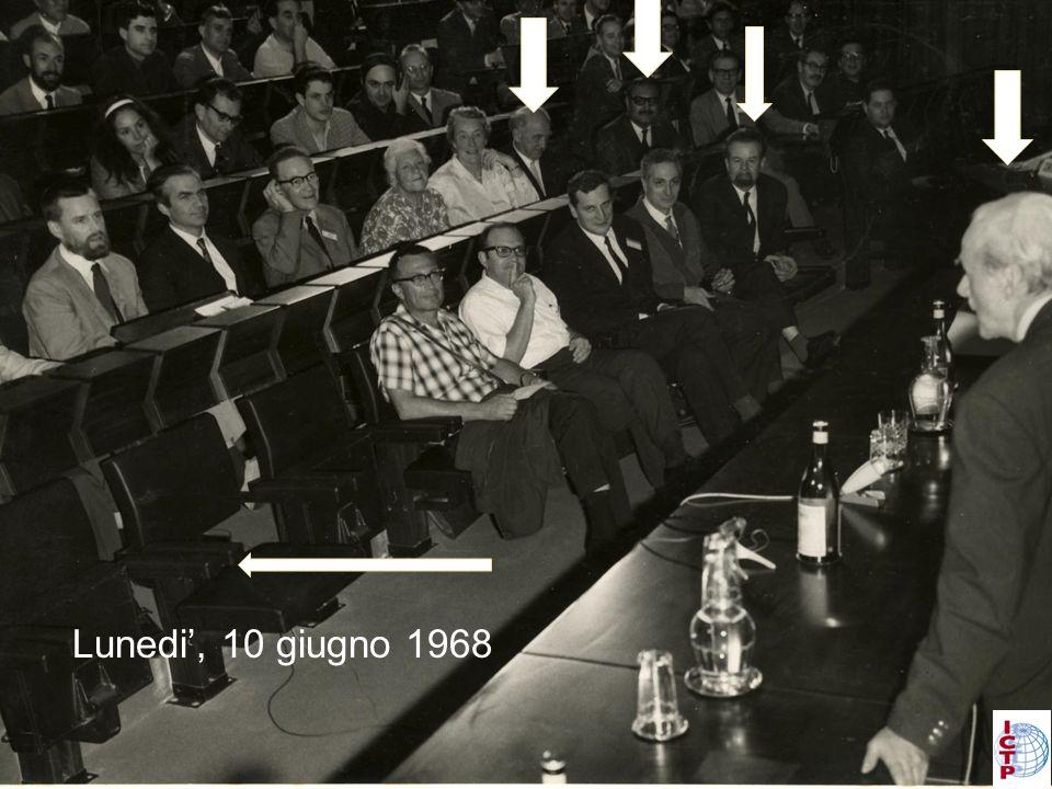 Lunedi, 10 giugno 1968