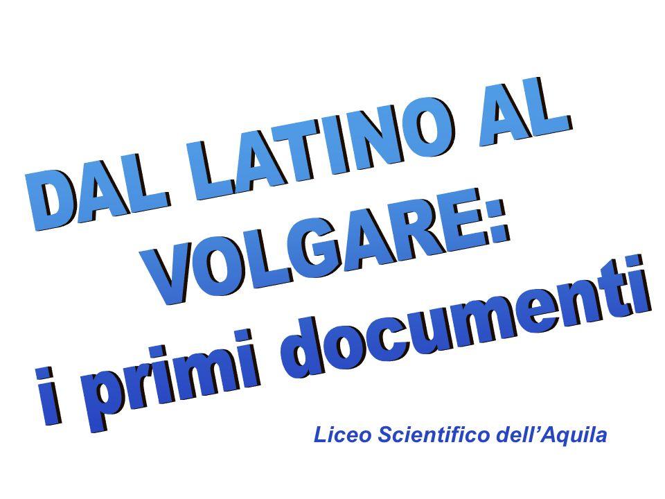 Liceo Scientifico dellAquila