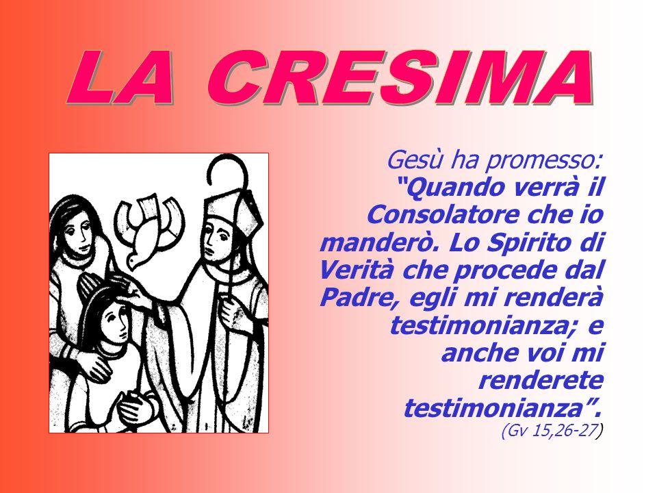Nel Battesimo dei bambini, i genitori si impegnano ad educare i figli secondo gli insegnamenti di Gesù e della Chiesa.